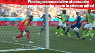 EHmojicrónica: Nigeria vence a Islandia y se pone segundo del grupo D