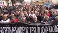 Gazeteciler özgürlük için yürüdü