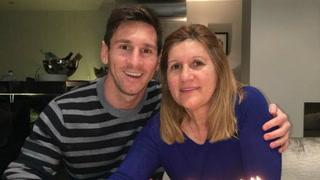 Nunca le habíamos oído a ella antes: La madre de Messi está en Rusia