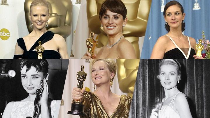 Echamos la vista atrás... ¿recuerdas a las mujeres de Oscar?