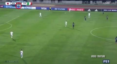 ¡ESCÁNDALO! Sospechoso final entre Japón e Italia en el Mundial Sub-20