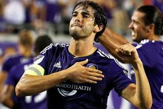 El Brasileño Kaká es el jugador mejor pagado en el fútbol de Estados Unidos