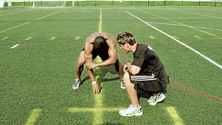Shuttle Run | NFL Combine Trainer