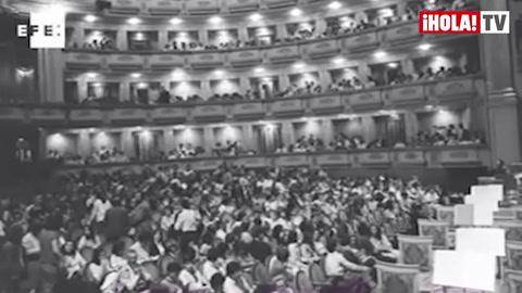 Se cumple un siglo de la inauguración del reconstruido Teatro de la Zarzuela de Madrid