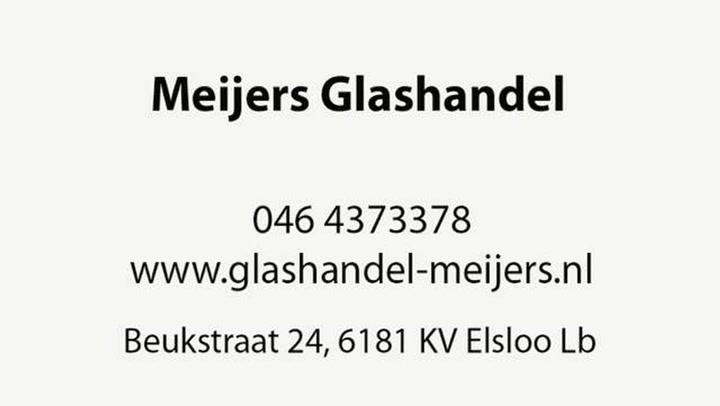 Glashandel Meijers BV - Video tour