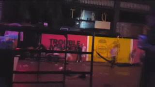 Huyen tras tiroteo en club de Playa del Carmen
