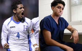 La Historia de Allan Rivera, jugador Hondureño detenido en los Estados Unidos