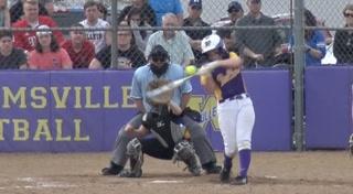 Tri-City vs Williamsville Softball