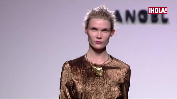 Fashion Week Madrid otoño-invierno 2017-2018: Ángel Schlesser