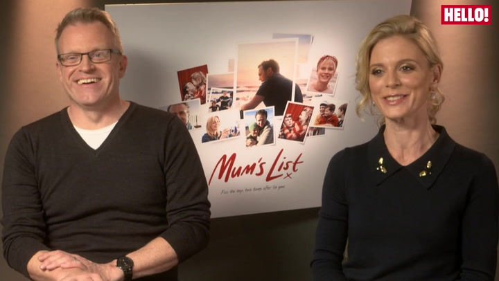 Actress Emilia Fox and director Niall Johnson on their new film Mum\'s List