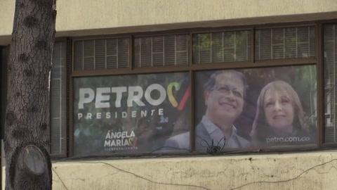 Derecha contra izquierda: duelo histórico en Colombia