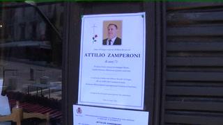 Venerdì l'addio a Zamperoni