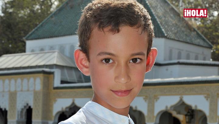Así es Moulay Hassan de Marruecos, el pequeño príncipe al que no le gusta que le besen la mano