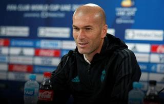 Zidane a técnico del Gremio: 'No comparto que fuera mejor que Cristiano'