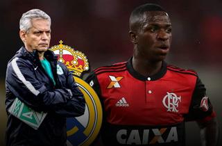Así juega Vinicius Jr, el jugador del Real Madrid que Reinaldo Rueda pulirá en el Flamengo