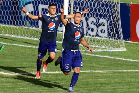 Motagua 3 - 0 Honduras Progreso (Liga Nacional de Honduras)