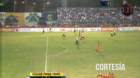 Motagua gana la ida y ¡silencia a Honduras! al ganar 1-4 en la final de ida del Clausura