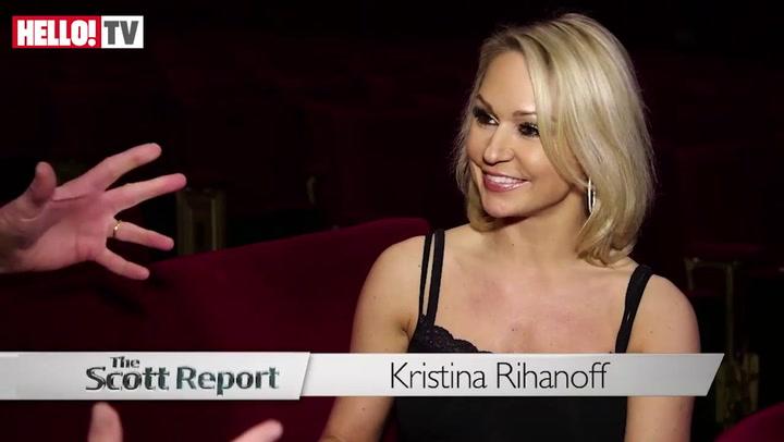 HELLO! speaks to \'Strictly\' star Kristina Rihanoff