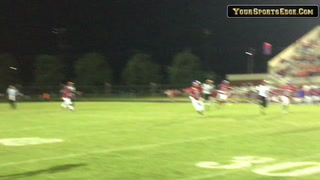 Cory Trice Game-Ending Pick