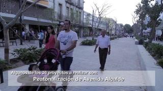 Fondo Metropolitano prioriza proyectos verdes y a favor de peatones