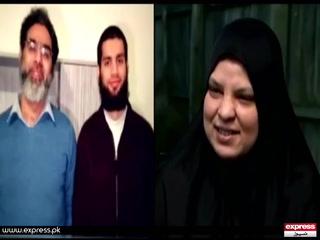 سانحہ کرائسٹ چرچ ، شہید نعیم رشید کی بیوہ بھی عزم و ہمت کی مثال