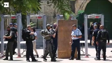 Países árabes condenan la actuación de Israel en la Explanada de Mezquitas