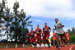 Motagua regresa a los trabajos con tres jugadores entrenando por separado