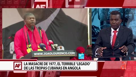 La masacre de 1977, el terrible legado de las tropas cubanas en Angola