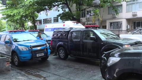 Turista española muere por disparos de policía en favela de Rio