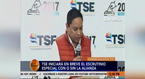 Presidente del Colegio de Abogados de Honduras exige al TSE continua con el conteo de votos definitivos