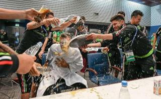 La alocada celebración de México en el cumpleaños de Miguel Layún