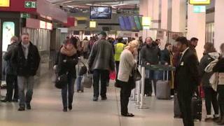 Lufthansa cancela 890 vuelos por la huelga