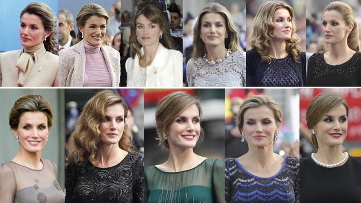 El estilo de doña Letizia en la entrega de los premios Princesa de Asturias