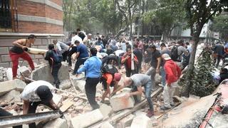 INFORME ESPECIAL: Sismo de 7.1 sacude la Ciudad de México