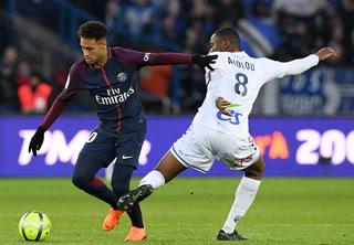 La jugada invidivual más humillante de Neymar a un rival
