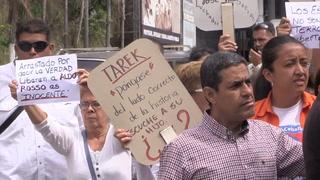 Oposición de Venezuela pide libertad de