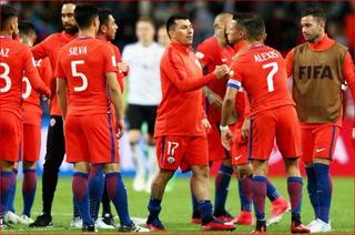 Copa Confederaciones: Alemania empató 1-1 contra Chile