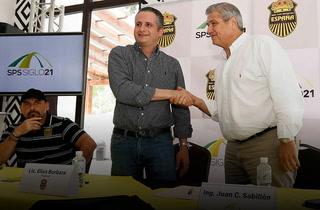 Real España también suma a Siglo 21 como patrocinador oficial