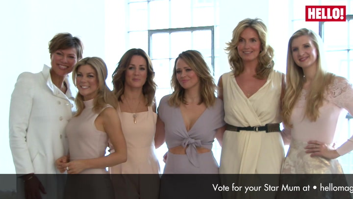 Join Kimberley Walsh, Penny Lancaster and our celebrity panel as they choose the Star Mums waiting for your vote!.mp4