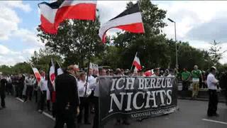 Neonazis honran en Berlín a lugarteniente de Hitler