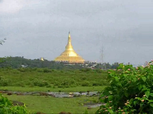 Mumbai Videos-GLOBAL PAGODA, Gorai
