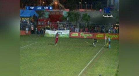 Honduras Progreso 2 - 5  Marathón (Liga Nacional)