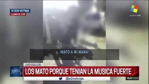 Mató a dos vecinos porque tenían la música fuerte y después se suicidó