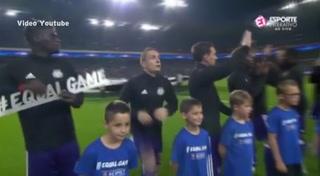 Anderlecht 0 - 4 Psg (Uefa Champions League)