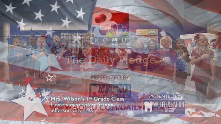 Lawson Elementary - Mrs. Wilson's 1st Grade