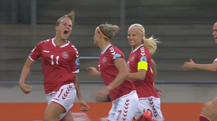 Dansk drømmestart! Veje smækker os foran 1-0