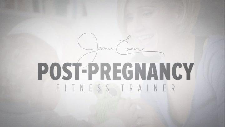 Jamie Eason's Post-Pregnancy Trainer: Program Overview