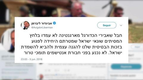 Israelíes y palestinos reaccionan a cancelación de amistoso