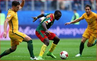 Australia y Camerún no pasaron del empate y se complican sus posibilidades de acceder a la próxima ronda