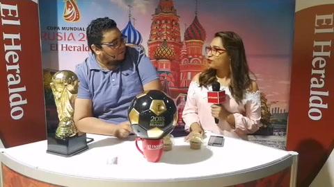 ZONA RUSA correspondiente al 25 de mayo de 2018